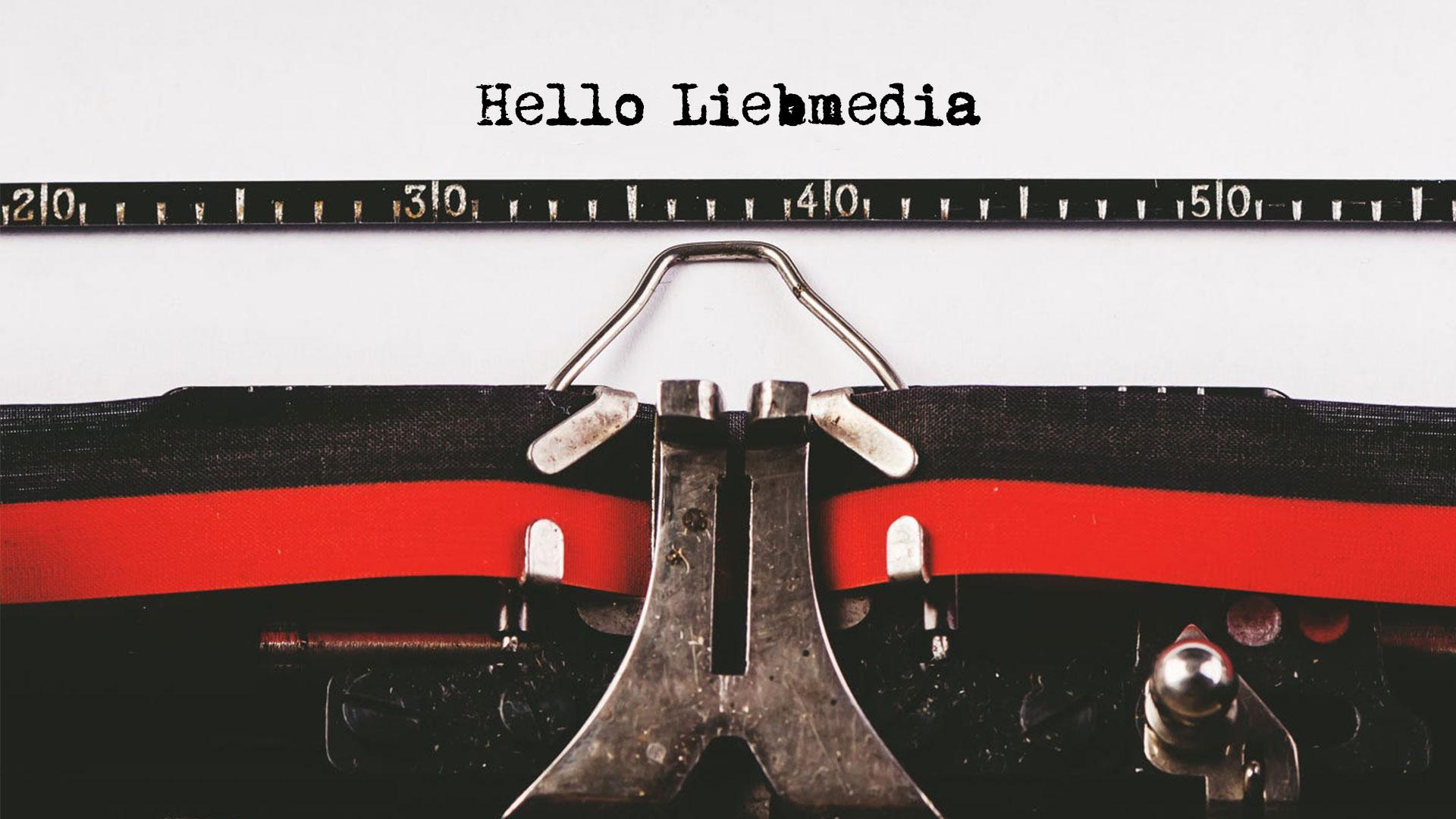 Hello Liebmedia - KONTAKT